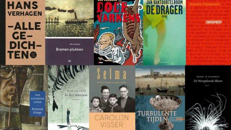 Zeeuwse boekenprijs 2017