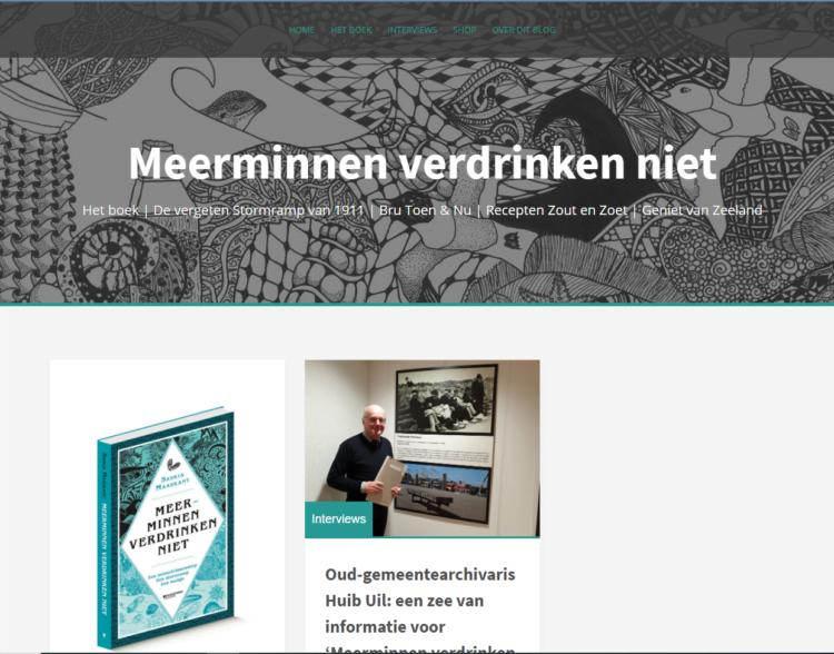 Blog meerminnenverdrinkenniet.nl