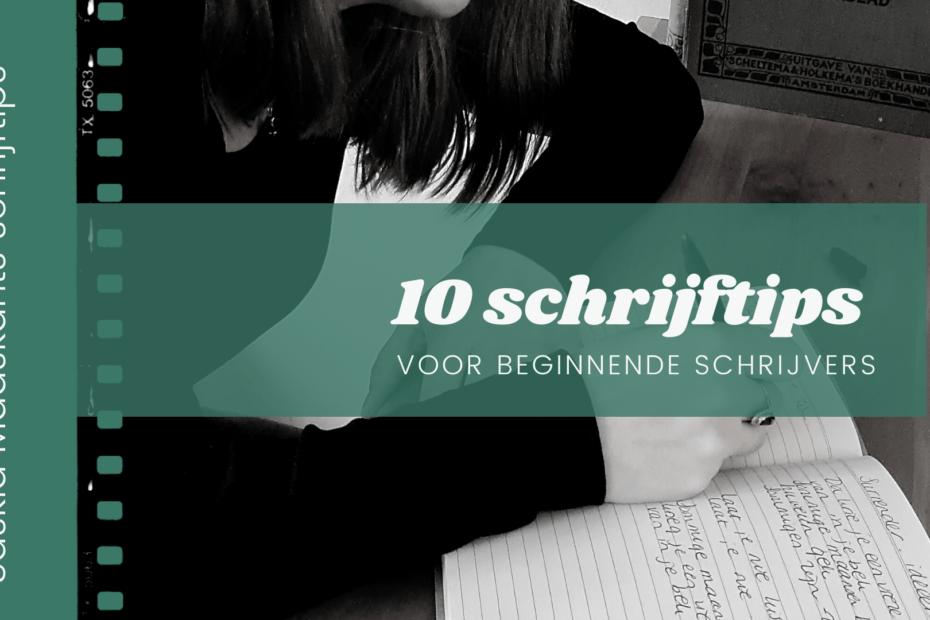 10 schrijftips